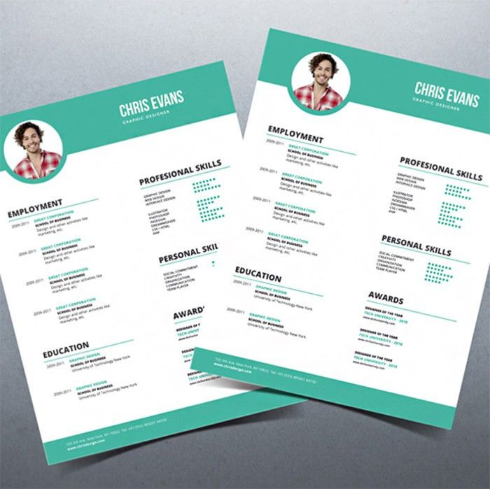 Download Resume Templates Free | berathen.Com