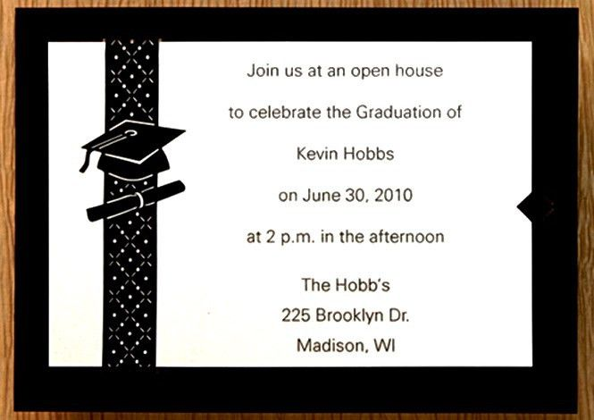 Graduate Invites: Awesome Graduation Invitation Template Design ...