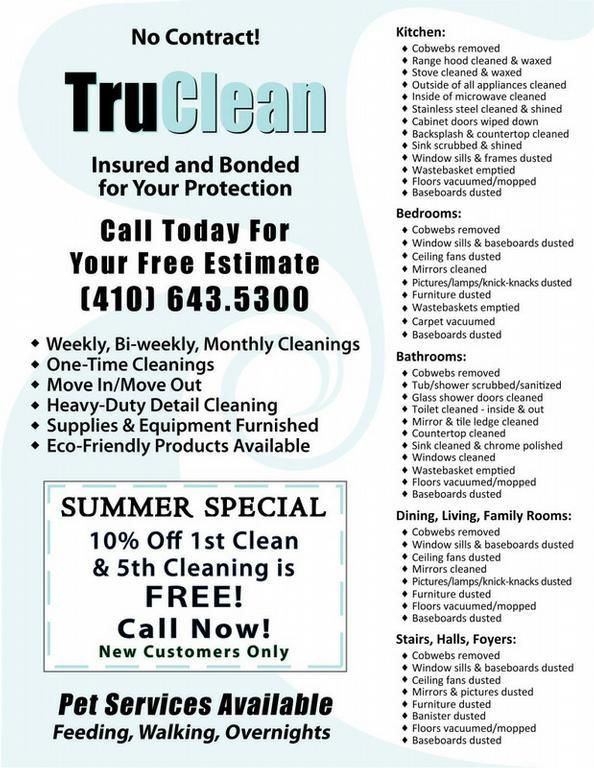 31 best Cleaning Service Flyer images on Pinterest | Cleaning ...