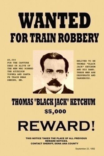 115 best Wanted posters images on Pinterest | American history ...