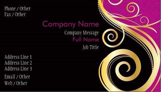 30+ Business Cards Inspiration - Web3mantra