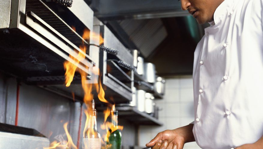 The Average Salary of a Professional Chef | Bizfluent
