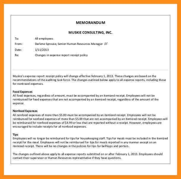 Audit MemoAudit Memo. 5+ Internal Memo Examples | Emt Resume ...