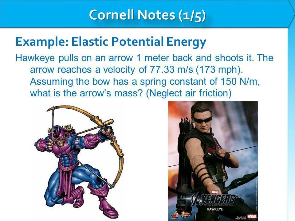 Mechanical Energy Pt. 2 Week. - ppt download