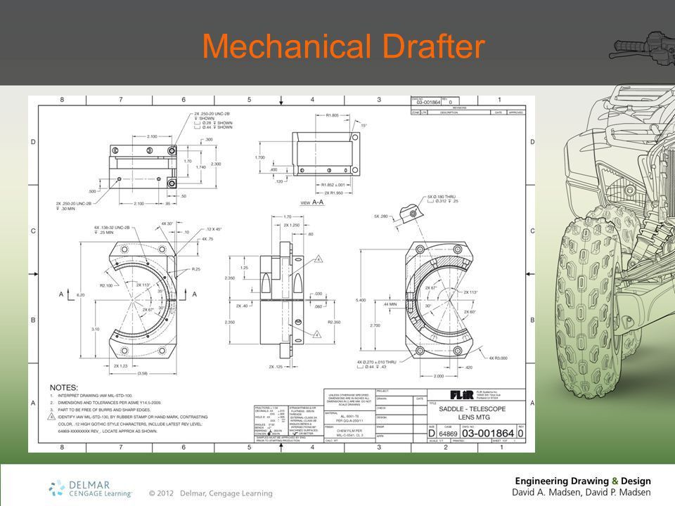 mechanical drafting course. loading. mechanical drafter resume ...