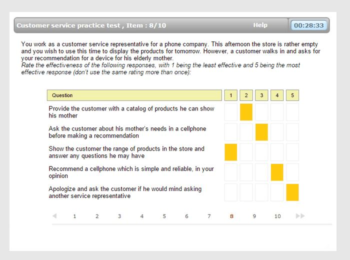 Starbucks Assessment Test: Preparation and Advice - JobTestPrep