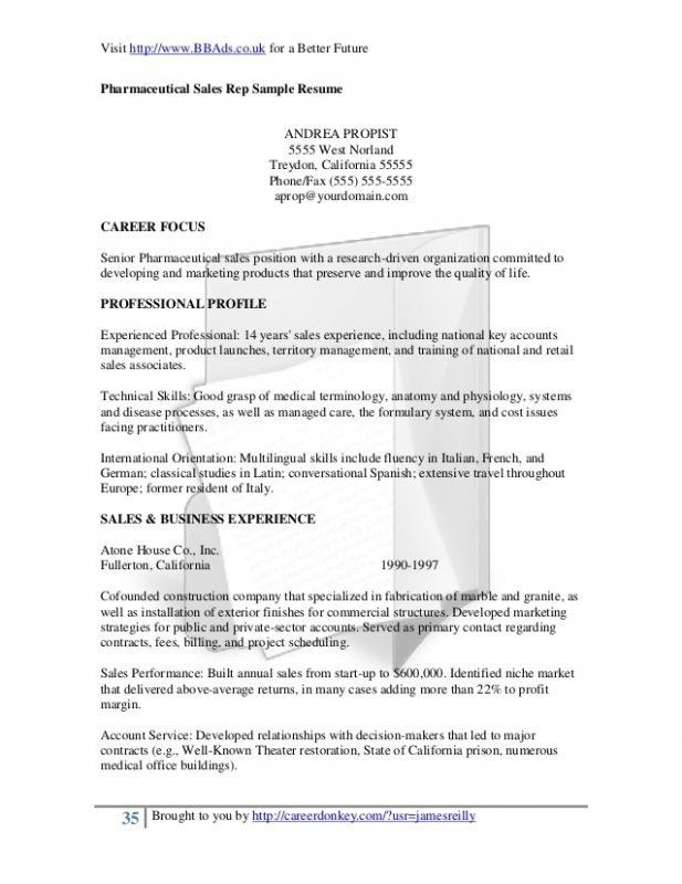 inside sales representative resume sample example 9. inside sales ...