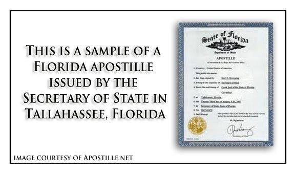 Florida Apostille - Apostille Service by Apostille.net