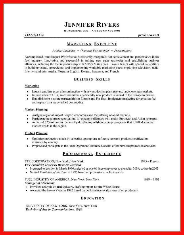 Successful Resume Format 2016. the best resume formats 2016 ...