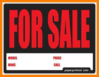 7+ car for sale template word | grocery-clerk