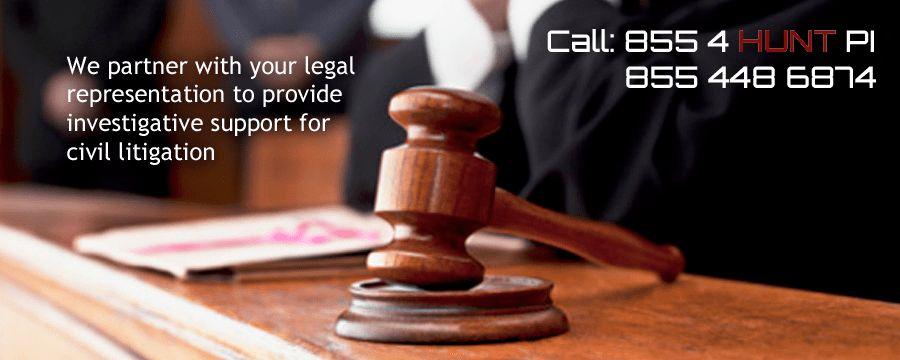 Civil Litigation|Legal Representation|Investigative Support for ...