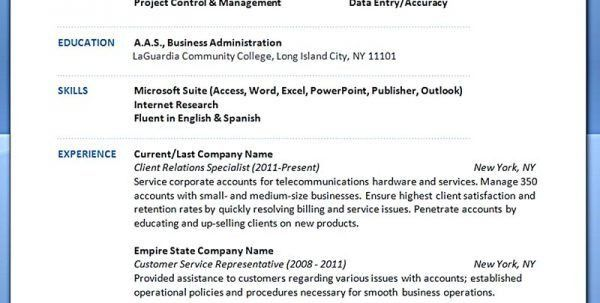 Customer Relations Job Description Customer Service Representative ...