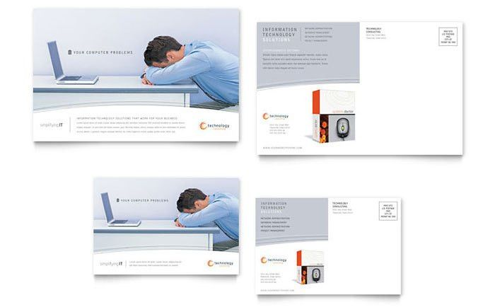 Free Postcard Templates | Sample Postcards & Examples
