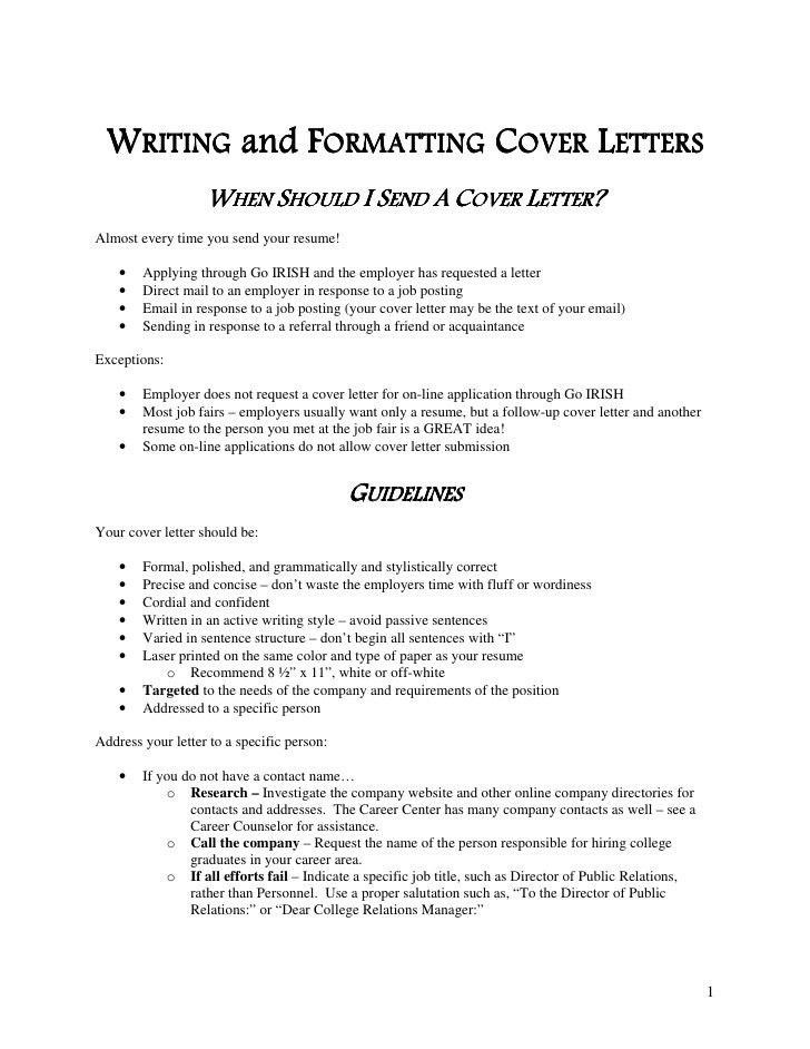 Pleasant Cover Letter Guide 14 How To Write A Professional - CV ...