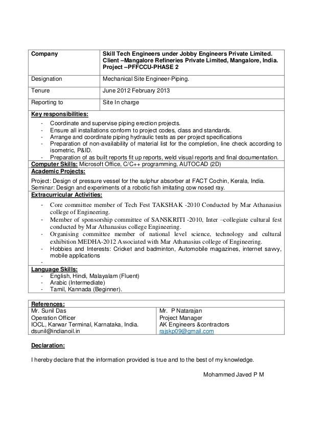 100+ [ Resume Hr Generalist ] | Sample Human Resources Generalist ...