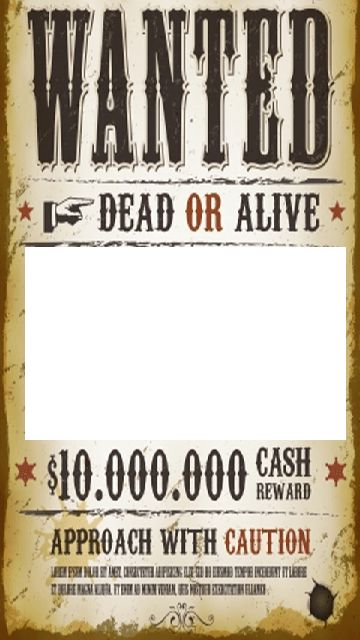 Wanted Poster Photo Maker - Android Apps on Google Play
