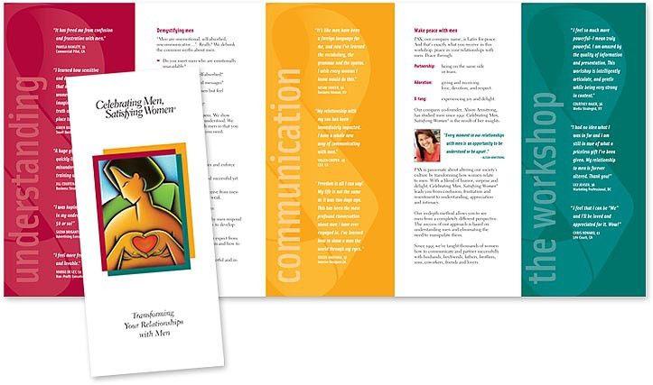 Brochure Designs for Corporate and Non-Profit