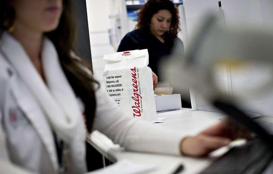 Walgreens spat sends millions to new pharmacies - SFGate