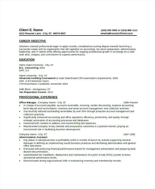 Free Entry Level Nurse Resume Template Entry Level Mechanic Resume ...