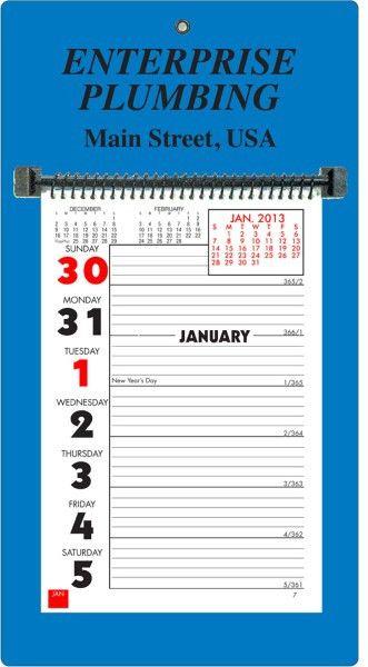 Weekly Memo Wall Calendar - GOimprints