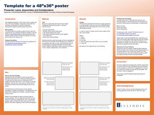 indesign poster presentation templates poster templates indesign ...