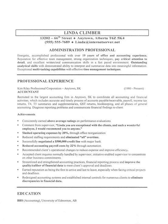 It Resumes Examples. It Resume Samples Click Here To Download This ...