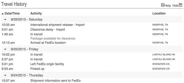 """I've ordered my Moto X Style"""" (Order & Shipping Discussion) - Page ..."""