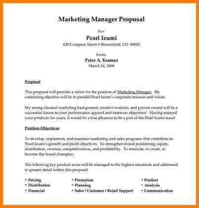 9+ work proposal template | Proposal Template 2017