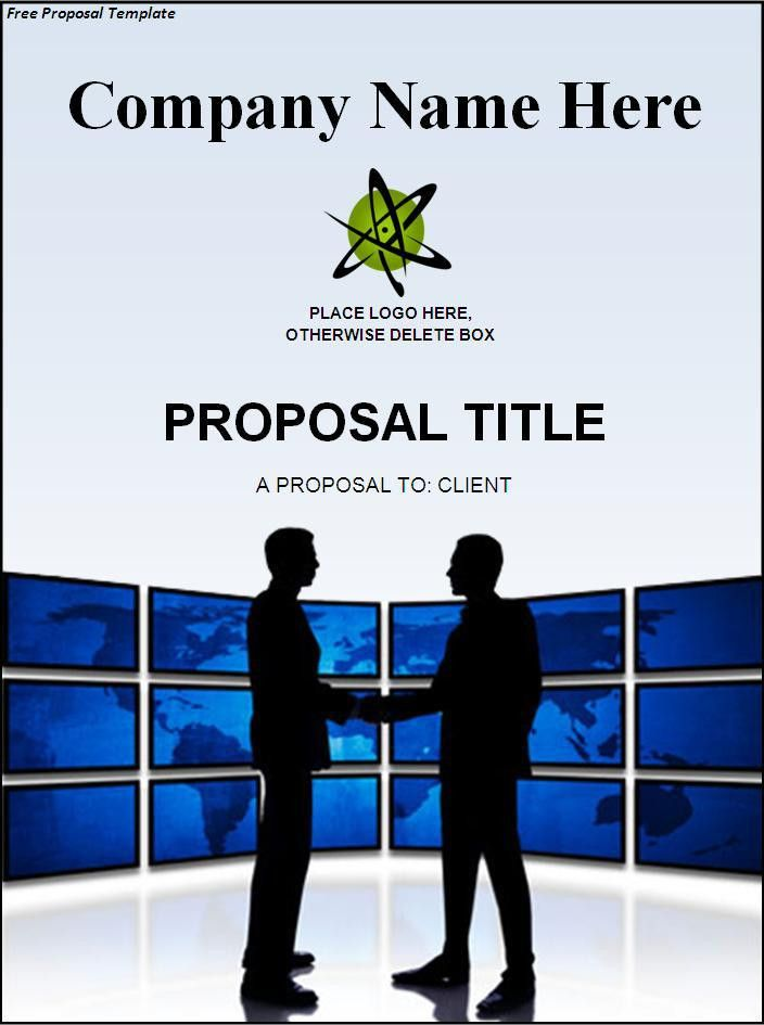 Business Proposal Template Archives - Fine Templates