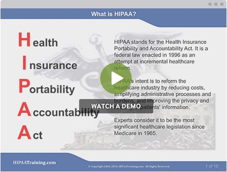 HIPAA Training and Compliance for Business Associates