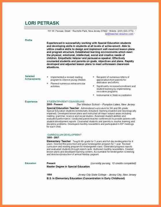 resume format for job application first time free resume templates ...
