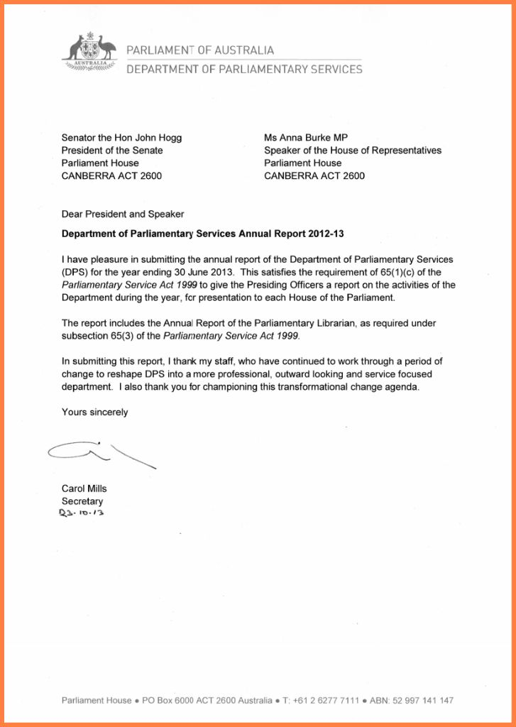 letter of transmittal template - Sales Report Template