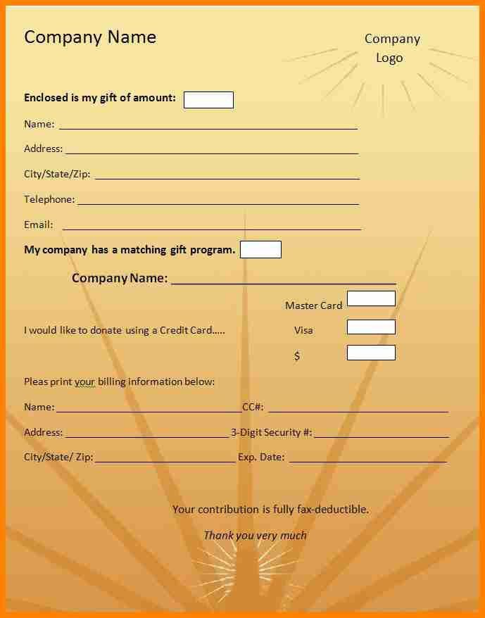 Donations Template - cv01.billybullock.us