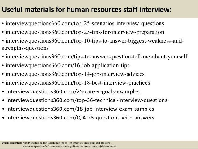 interview questions for hr manager radiovkm