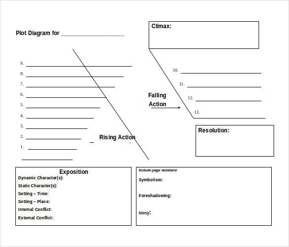 11+ Free MS Word 2010 Diagram Templates Download | Free & Premium ...
