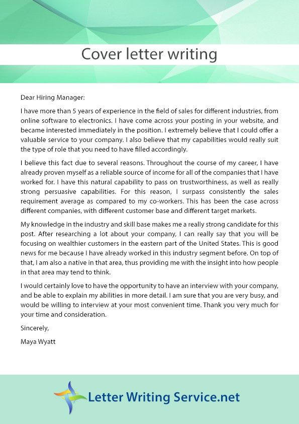 professional cover letter writer cover letter cover letter service ...