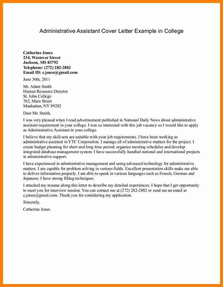 8+ administrative cover letter example | assembly resume