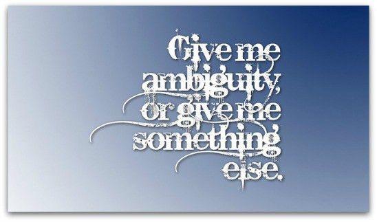 Ambiguity, Anaphora, Transitive Verb Amusements - Copyediting.com