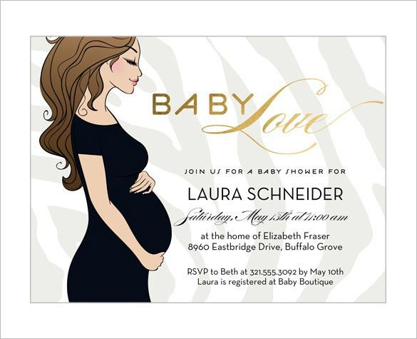 Baby Shower Card Template – 20+ Free Printable Word, PDF, PSD, EPS ...