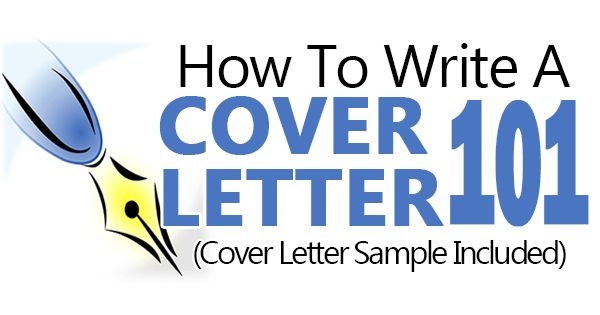 How To Write A Cover Letter (Sample Included)