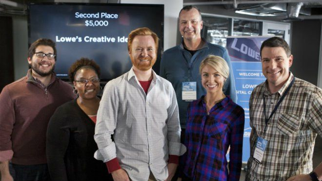 Lowe's Digital Challenge 2016 - Austin, Texas