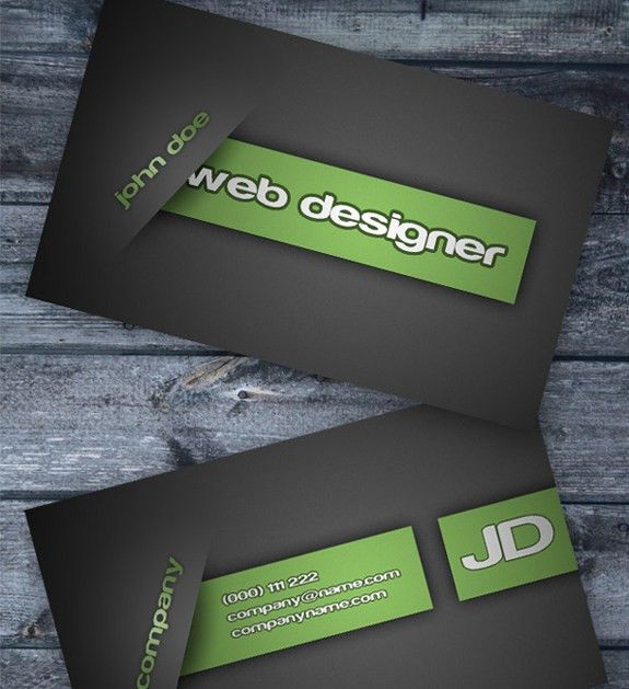32 Free Business Card Templates | The Design Work