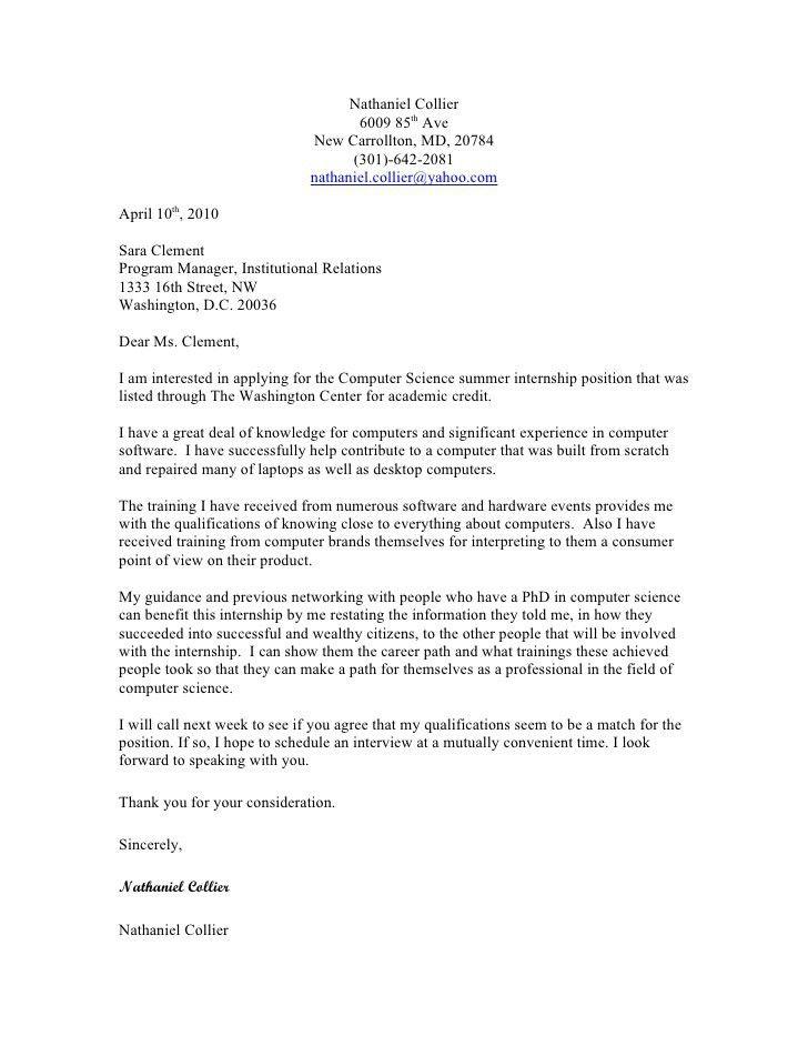 Scientific Editor Cover Letter
