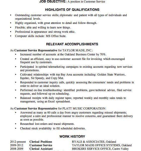 Good Resumes | haadyaooverbayresort.com