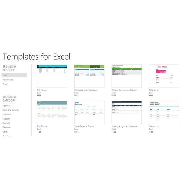 Free General Ledger Templates for Microsoft Excel