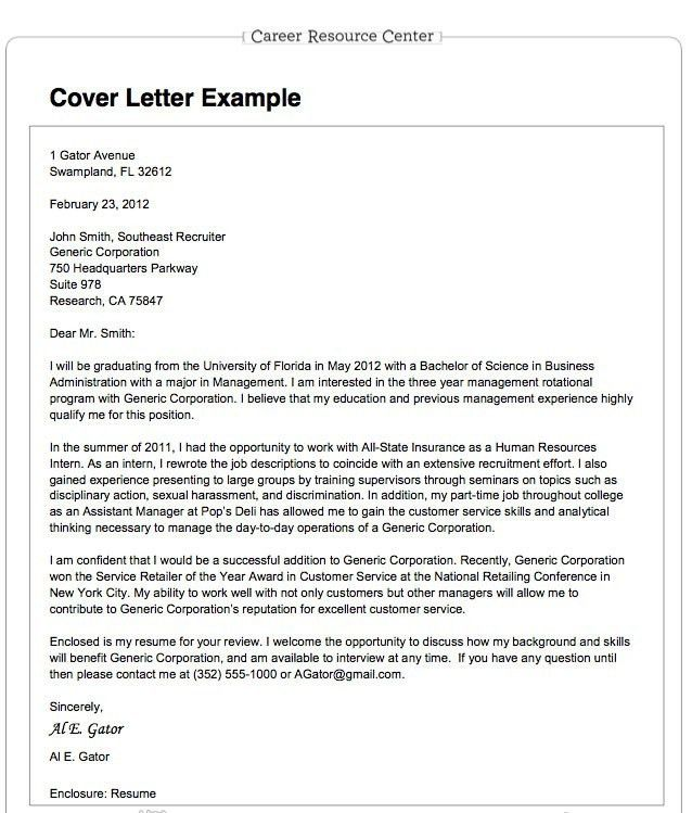 First Job Cover Letter - cv01.billybullock.us