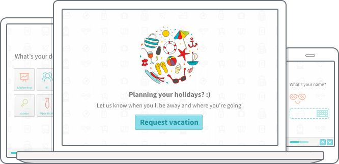 Create Vacation Request Forms for 2017—Fast, Free, Easy | Typeform
