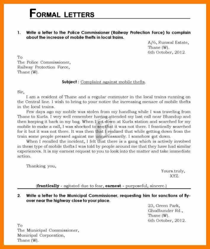 7+ informal letter format ssc | hostess resume