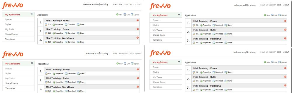 Application Uploader API Example - frevvo 72 - Confluence