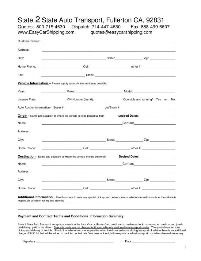 Download Transportation Invoice Template Free | rabitah.net